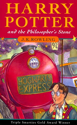 9780747549550: Harry Potter 1 and the Philosopher's Stone