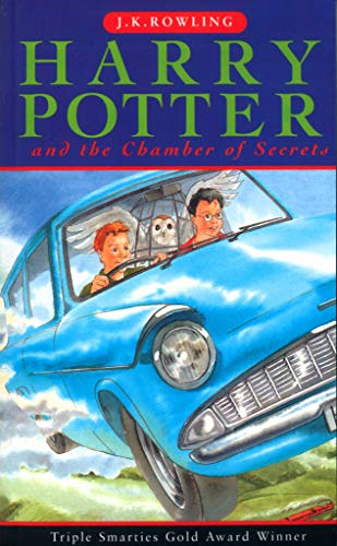 9780747549604: Harry Potter 2 and the Chamber of Secrets