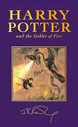 9780747549710: Harry Potter and the Goblet of Fire