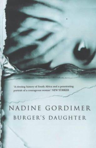 9780747549796: Burger's Daughter