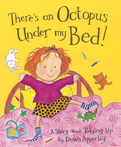 9780747550235: There's an Octopus Under My Bed! (Bloomsbury Paperbacks)