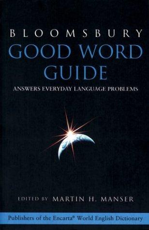 Good Word Guide: Manser, Martin H.