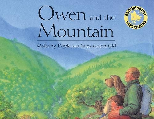 Owen and the Mountain (Bloomsbury Paperbacks): Malachy Doyle