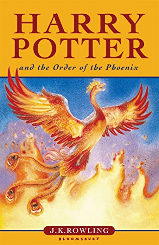 HARRY POTTER AND THE ORDER OF THE PHOENIX BK. 5