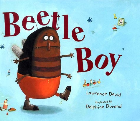 9780747551058: Beetle Boy