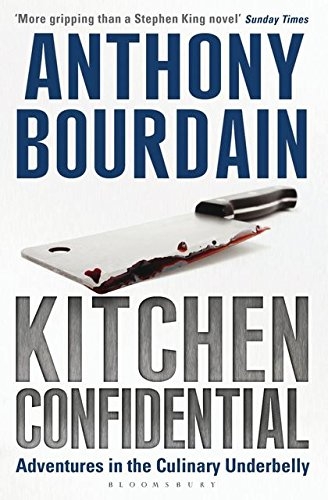 9780747553557: Kitchen Confidential