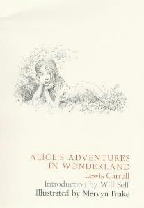 9780747553687: Alice's Adventures in Wonderland: Illustrated by Mervyn Peake