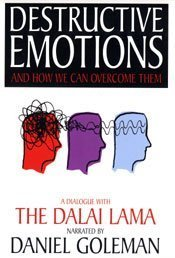 9780747553939: Destructive Emotions: A Dialogue with the Dalai Lama
