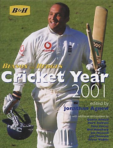 9780747554585: Benson and Hedges Cricket Year 2001