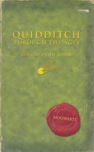 Quidditch Through The Ages: J. K. Rowling