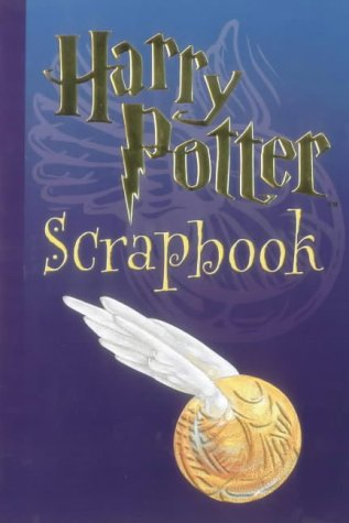 9780747555025: Harry Potter Classic Scrap Book (Classic range)