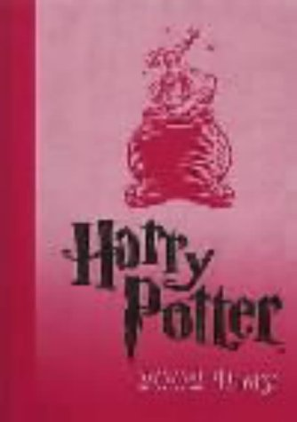 9780747555254: Harry Potter Classic Diary: Pink