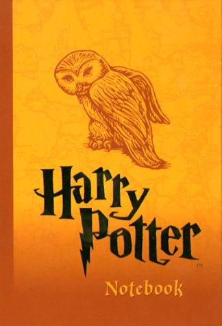 9780747555308: Harry Potter Classic Notebook