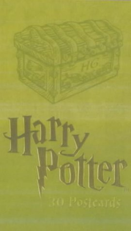 9780747555315: Harry Potter Classic Book of 30 Postcards (Classic Range)