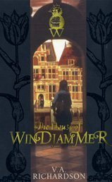 House of Windjammer, The: Richardson, V. A. - RARE SIGNED FIRST PRINTING