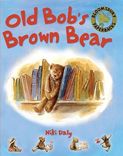 Old Bob's Brown Bear (0747555788) by Niki Daly