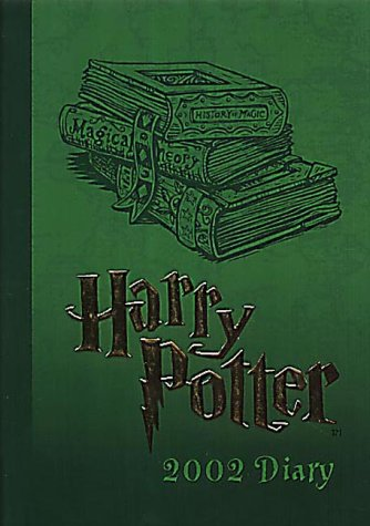 9780747555902: Harry Potter Classic Diary: Green (Classic Range)