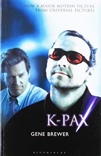 9780747557524: K pax film tie-in