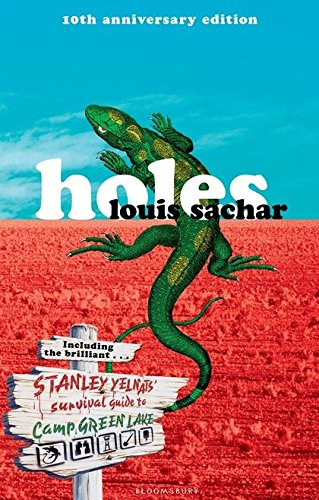 9780747557555: Holes: Adult Edition