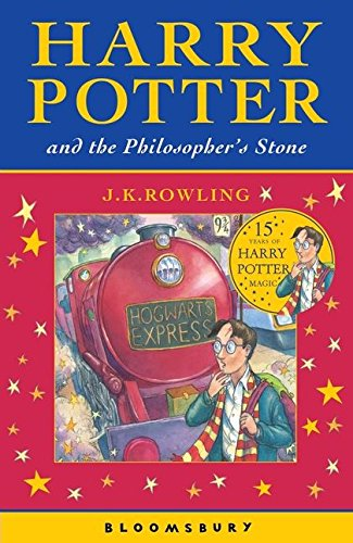 HARRY POTTER AND THE PHILOSOPHER'S STONE (BOOK: J. K. Rowling