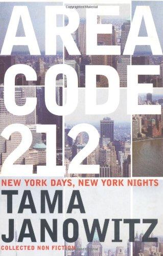 9780747558286: Area Code 212