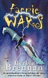 Faerie Wars ***SIGNED***: Herbie Brennan