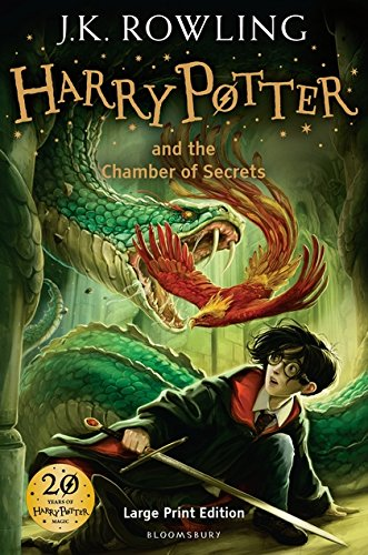 9780747560722: Harry Potter and the Chamber of Secrets