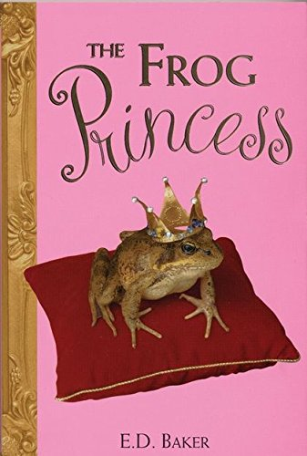 9780747560746: The Frog Princess