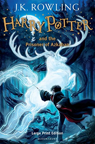 9780747560777: Harry Potter And The Prisoner Of Azkaban (Book 3)(Large Print Edition)