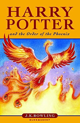 Harry Potter and the Order of the: Rowling, J.K.; Jason