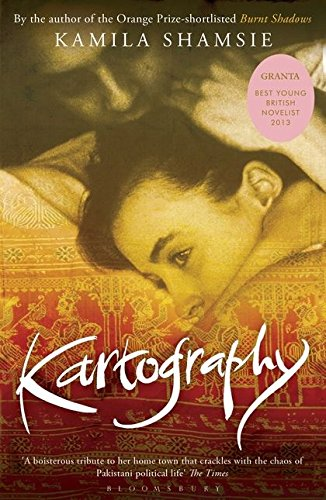 Kartography-SIGNED, DATED & LOCATED PROOF: Shamsie, Kamila