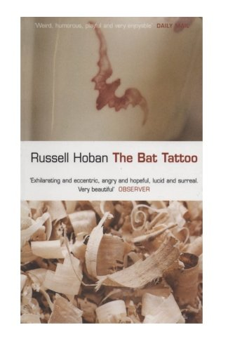 9780747561637: The Bat Tattoo