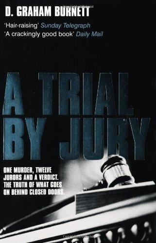 9780747561682: A TRIAL BY JURY