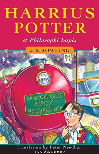 9780747561965: Harrius Potter 1 Et Philosophiae Lapis - Latin Edition: Harrius Potter Et Philosophi Lapis (Harry Potter)