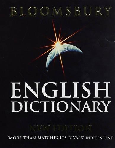 9780747562436: Bloomsbury English Dictionary: 2nd Edition of Encarta World English Dictionary