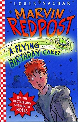 9780747562771: Flying Birthday Cake?: A Flying Birthday Cake?: Bk. 6 (Marvin Redpost)
