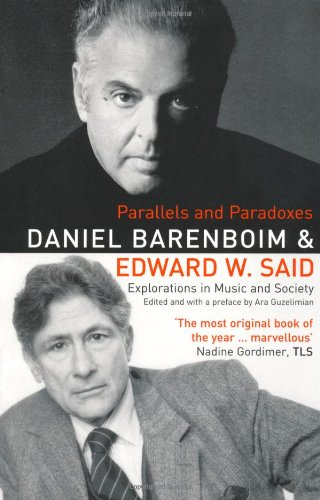 9780747563853: Parallels and Paradoxes: Explorations in Music and Society