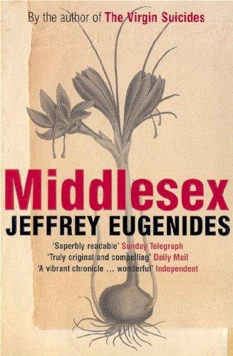 Middlesex: Eugenides Jeffrey