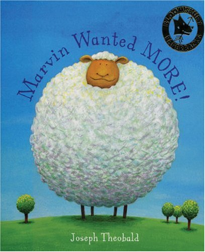 9780747564812: Marvin Wanted More (Bloomsbury Paperbacks)