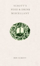 9780747566540: Schott's Food and Drink Miscellany