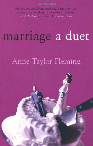 9780747568094: Marriage: A Duet