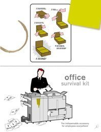 9780747568315: The Office Survival Kit