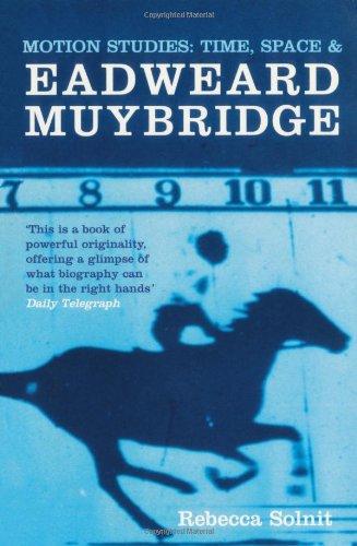 9780747568414: Motion Studies: Time, Space and Eadweard Muybridge