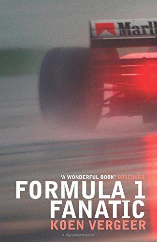 9780747568421: Formula 1 Fanatic