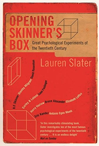 9780747568605: Opening Skinner's Box: Great Psychological Experiments of the Twentieth Century
