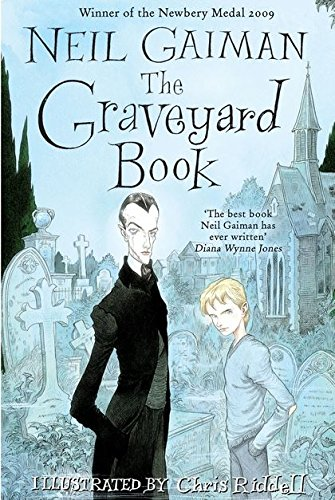 9780747569015: The Graveyard Book: Tenth Anniversary Edition