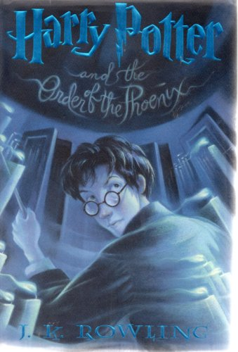 9780747569374: Harry Potter and the Order of the Phoenix