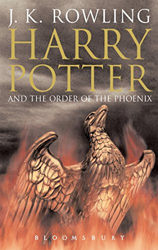 Harry Potter and the Order of the Phoenix.( Adult Edition.)