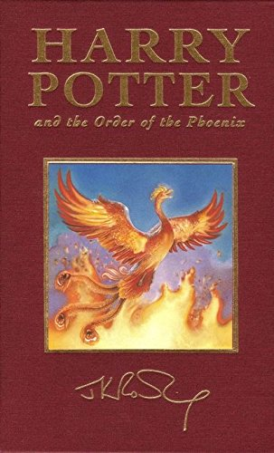 9780747569619: Harry Potter and the Order of the Phoenix, Special Edition