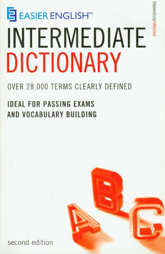 9780747569893: Easier English Intermediate Dictionary: Over 28,000 Terms Clearly Defined